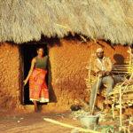 Africa, Tanzania, villaggio, Isimani, casa