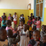 Africa, Tanzania, nyumba yetu, bambini, giochi