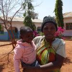Africa, Tanzania, nyumba yetu, bambini, mamma, neonato