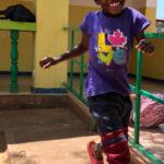 Africa, Tanzania, nyumba yetu, bambini, correre, gioco