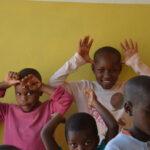 Africa, Tanzania, nyumba yetu, bambini, gioco